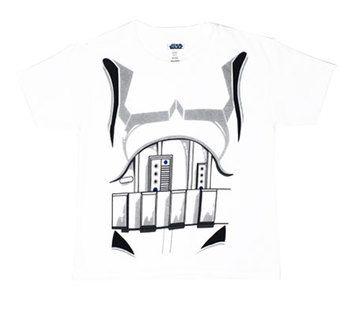 Storm Trooper Costume - Star Wars Juvenile T-shirt