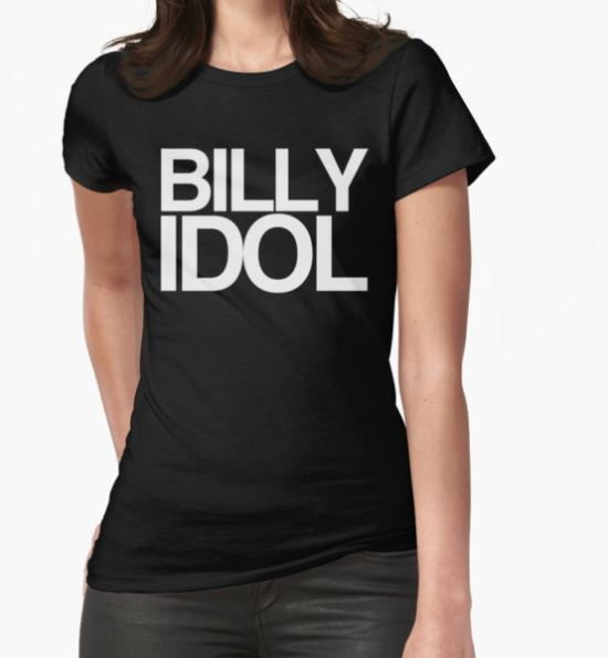 Billy Idol T-Shirt by crumpy06 T-Shirt