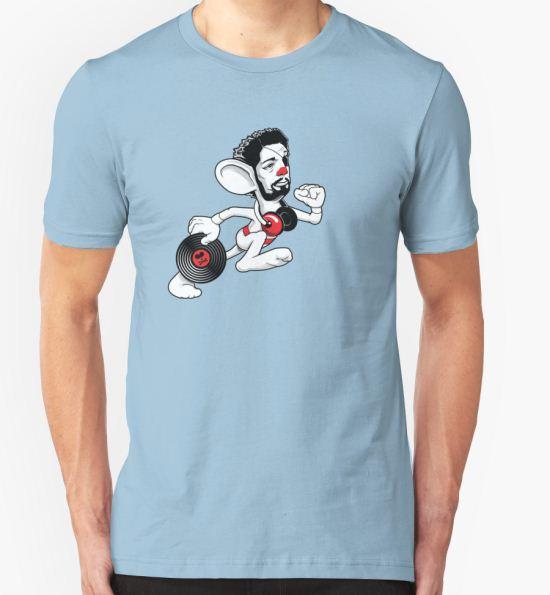 Danger Mouse T-Shirt by joshbillings T-Shirt