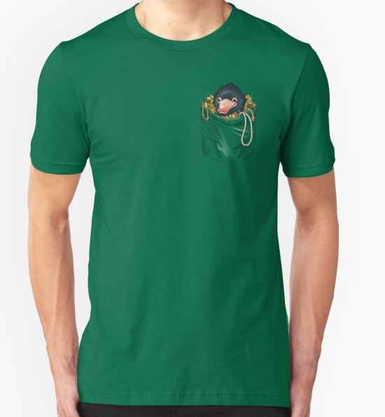 Niffler in your pocket T-Shirt by laiman T-Shirt