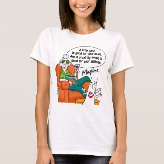 Maxine   A Great Big WHINE T-Shirt