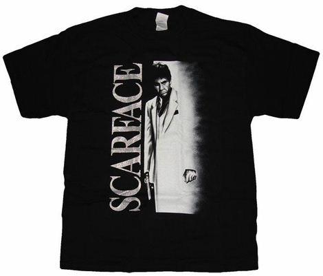 Scarface Logo T-Shirt