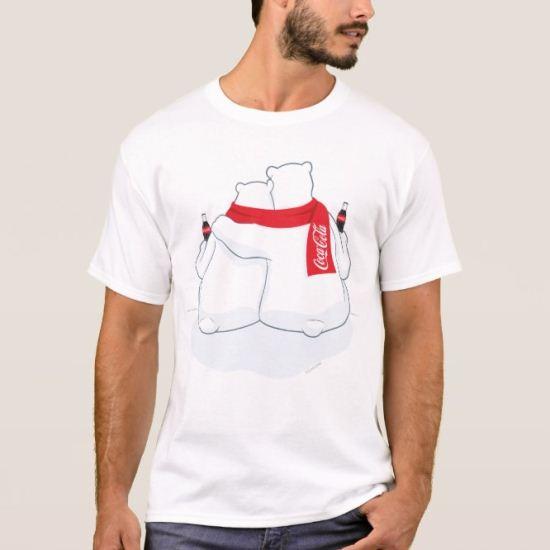 Coca-Cola Bear Couple T-Shirt