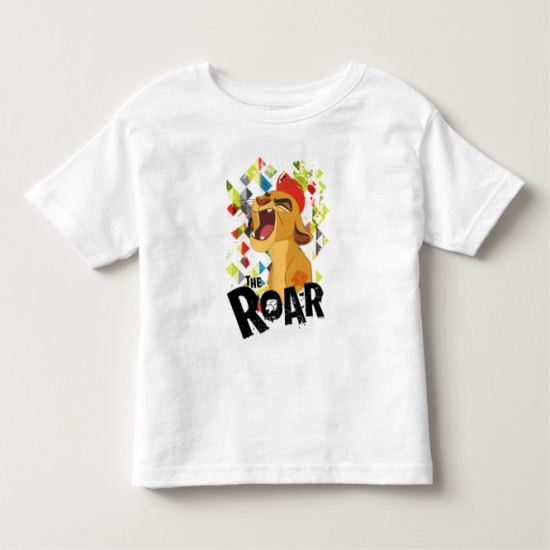 Lion Guard | Kion Roar Toddler T-shirt