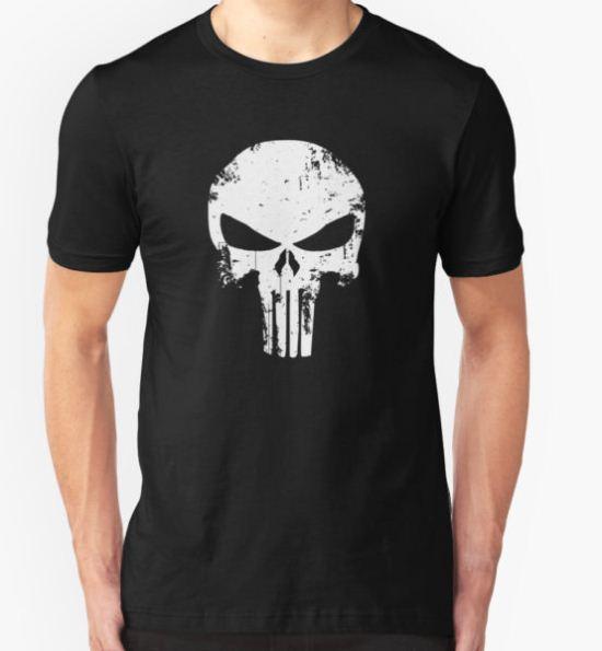 Punisher T-Shirt by gedangbyar T-Shirt