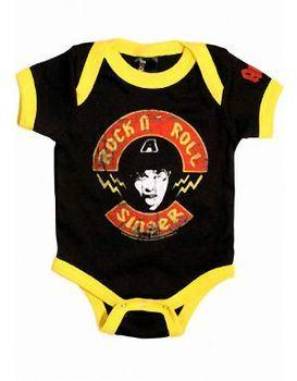 AC/DC Angus Singer Toddler T-Shirt