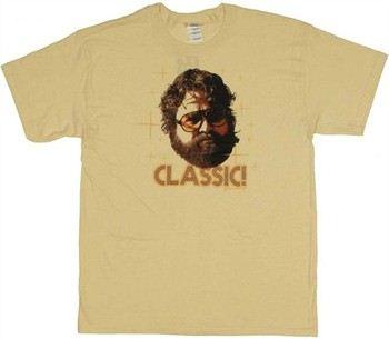 The Hangover Alan Face Classic T-Shirt