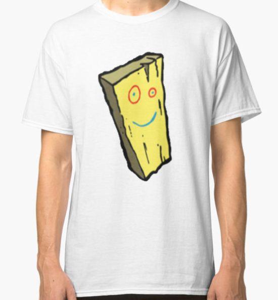 Ed, Edd N Eddy Plank Design  Classic T-Shirt by charlielowlowe T-Shirt