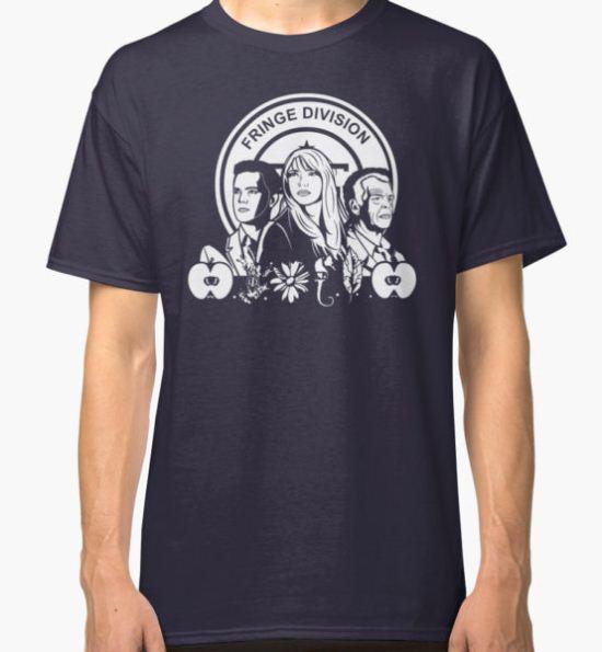 Fringe Classic T-Shirt by Tom Trager T-Shirt