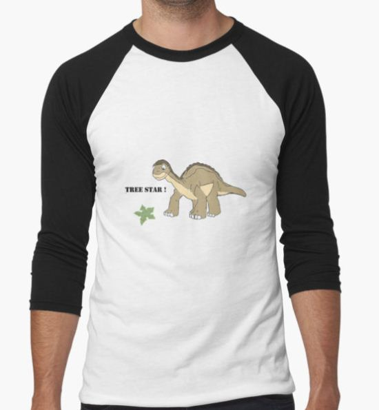 Land before time T-Shirt by Bethany Christine T-Shirt
