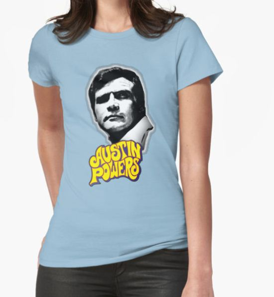 Austin Powers T-Shirt by SynthOverlord T-Shirt