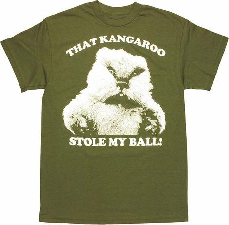 Caddyshack Kangaroo T Shirt