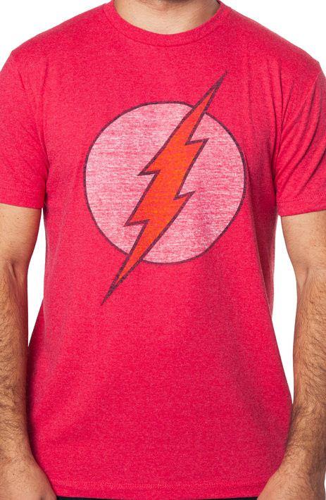 Inside Out Flash Logo T-Shirt