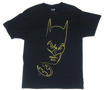 Batman Outline - DC Comics T-shirt