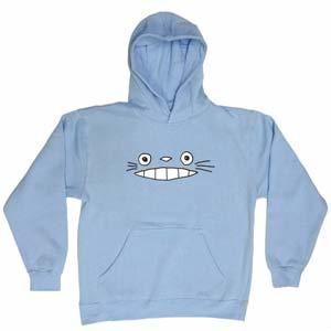 Totoro Blue Hoodie (Kids)