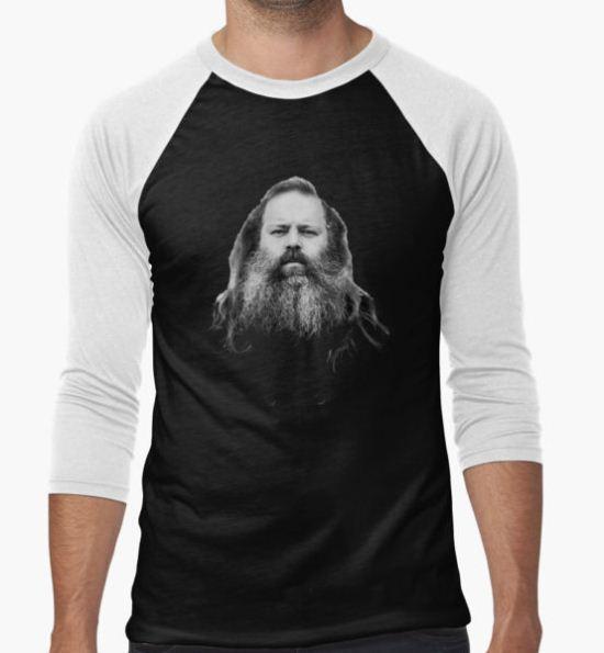 Rick Rubin - DEF JAM shirt T-Shirt by ChevCholios T-Shirt