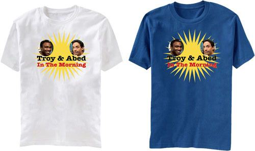 Community Troy and Abed in the Morning Adult T-Shirt