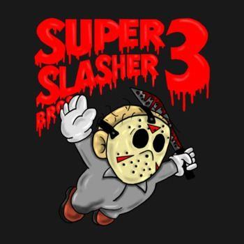 Super Mario Bros. 3 Jason Voorhees Parody