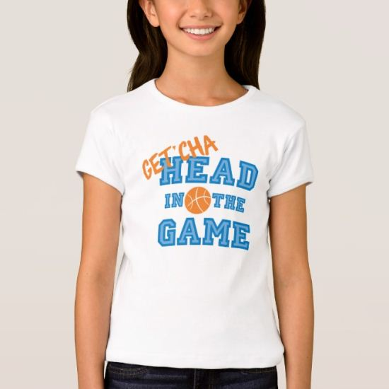 High School Musical Get'cha Head in the Game Logo T-Shirt