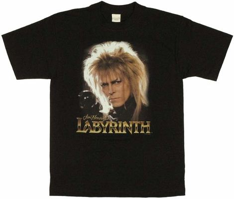 Labyrinth Jareth T Shirt