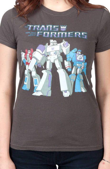 Jr Decepticons Shirt