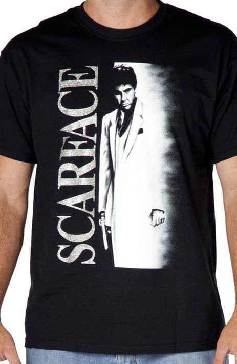 Scarface Airbrush T-Shirt