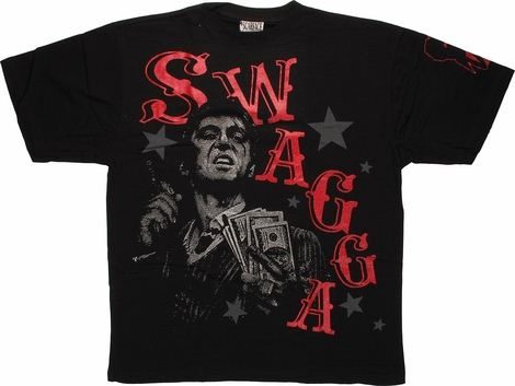 Scarface Swagga T-Shirt