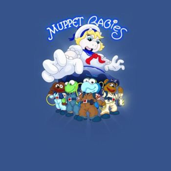 Muppet Babies Ghostbusters
