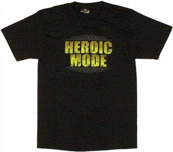 World of Warcraft Heroic Mode T-Shirt