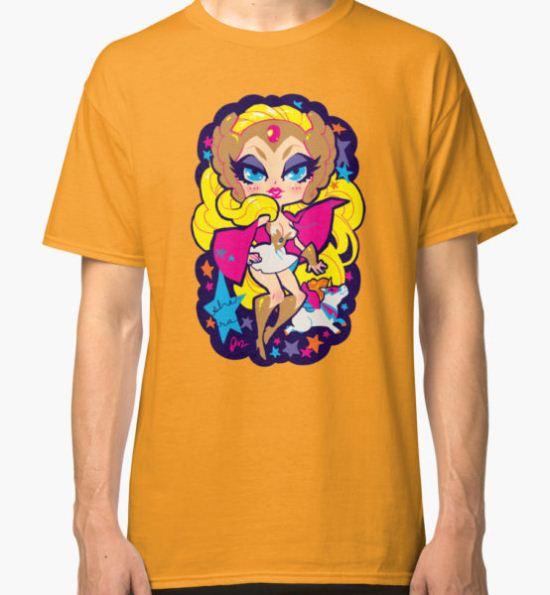 she-ra Classic T-Shirt by Rose Besch T-Shirt