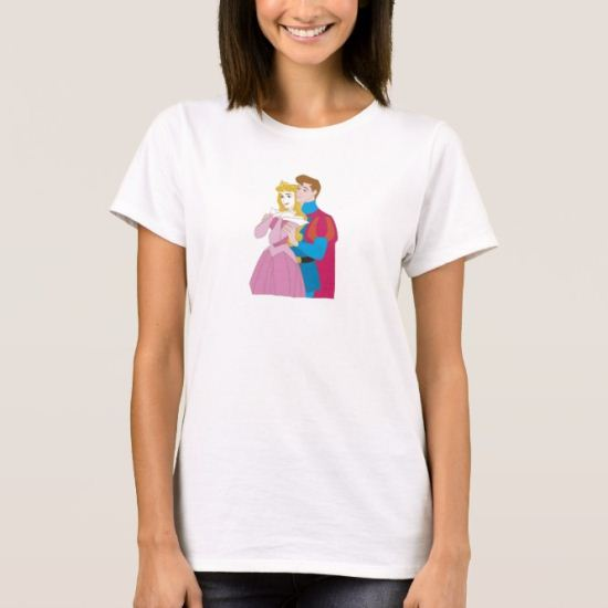 Sleeping Beauty's Aurora and Prince Philip Disney T-Shirt