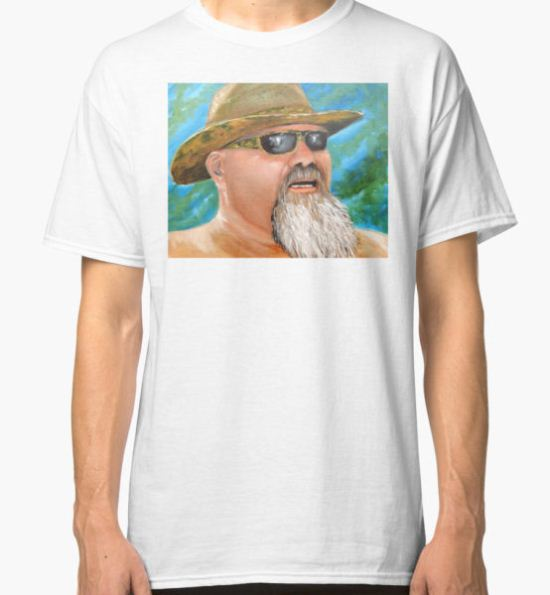 Toaster Classic T-Shirt by largeartist T-Shirt