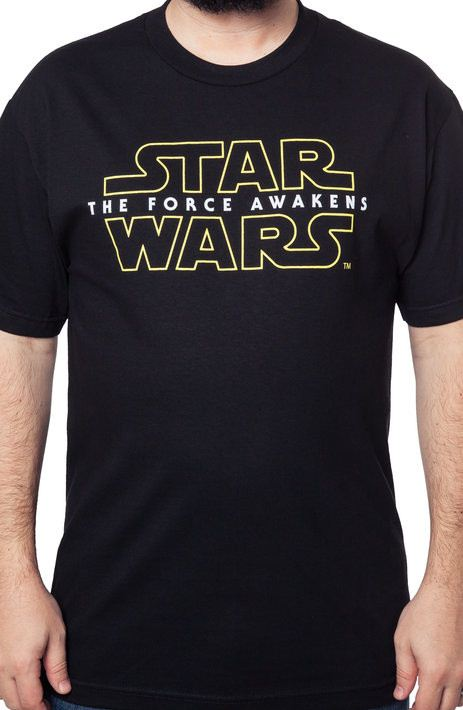Star Wars Force Awakens T-Shirt