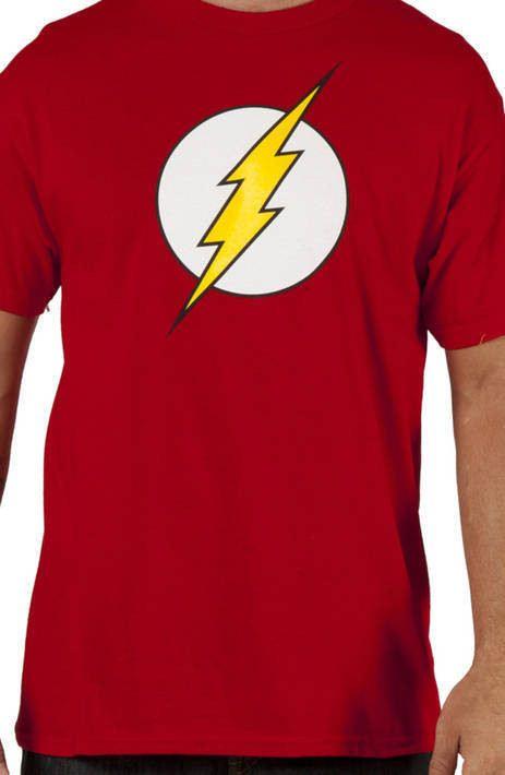 DC Comics Flash Shirt
