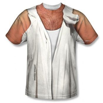 Animal House Bluto Toga Adult Sublimation Costume T-Shirt