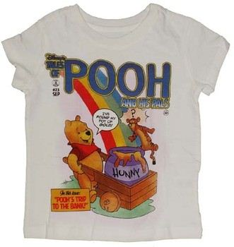 Disney Tales of Pooh and His Pals Youth Girl T-Shirt