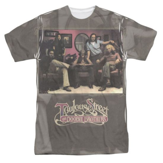 The Doobie Brothers Shirt Toulouse Street Sublimation Shirt