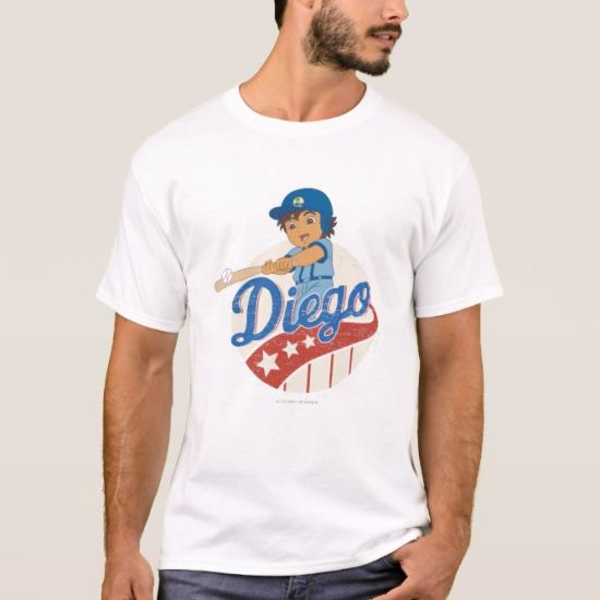 Go Diego Go!   Swing, Diego, Swing! T-Shirt