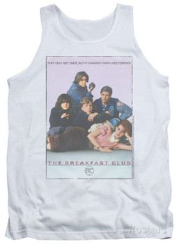 Tank Top: The Breakfast Club - BC Poster
