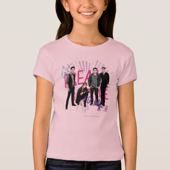 Dream Big Time Starburst T-Shirt