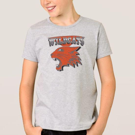 High School Musical Wildcats Logo Disney T-Shirt