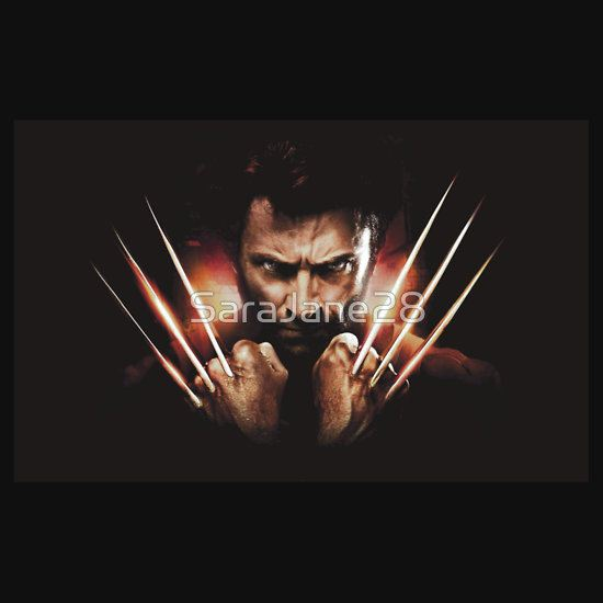 Wolverine by SaraJane28 T-Shirt