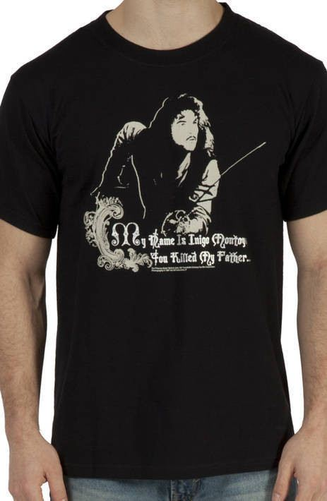 Princess Bride Inigo Montoya T-Shirt