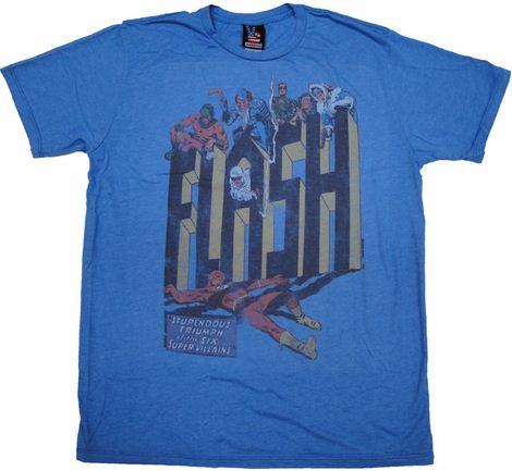 Flash Triumph T Shirt Sheer