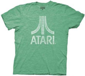8c0e974c0 ... Atari Distressed Logo Adult T-Shirt