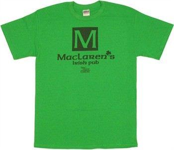 How I Met Your Mother MacLaren's Irish Pub T-Shirt