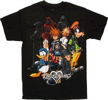 Disney Kingdom Hearts Reach T-Shirt