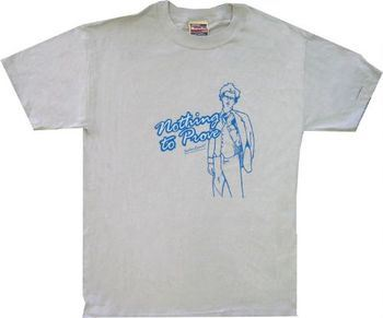 Napoleon Dynamite Nothing to Prove T-shirt