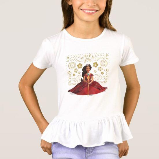 Elena of Avalor | Elena Dressed Royally 2 T-Shirt