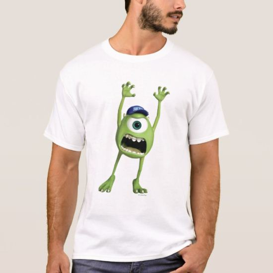 Mike Scaring T-Shirt